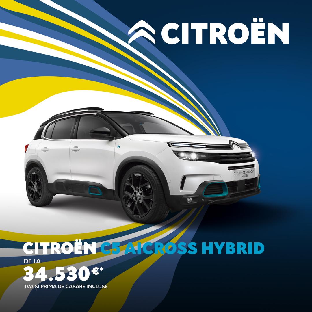 Citroën C5 Aircross SUV HYBRID