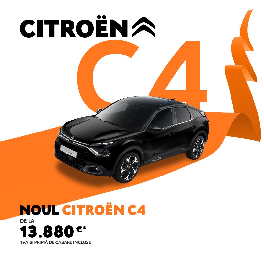Noul Citroën C4
